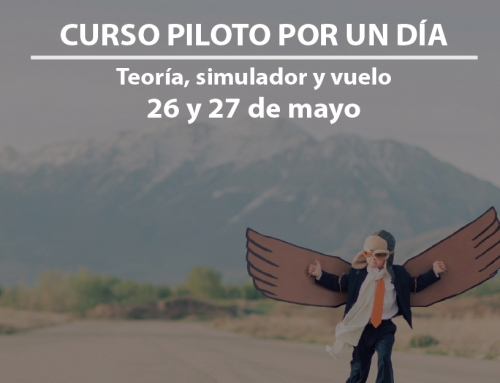 """Vive la adrenalina al máximo con nuestro programa de """"Piloto por un Día"""""""