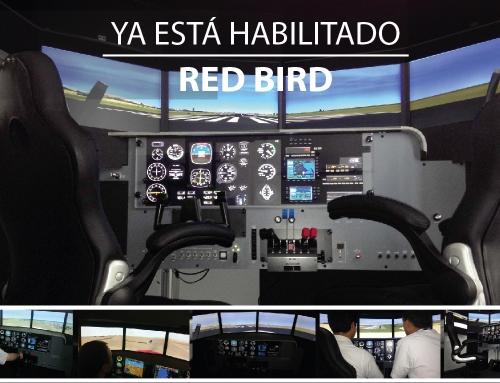 Ya está disponible el nuevo simulador RED BIRD LD G1000