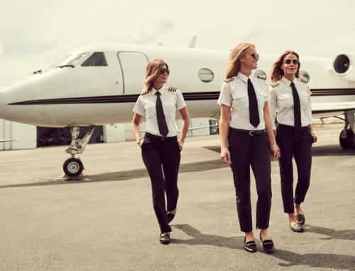 Sólo el 5% de los pilotos en el mundo son mujeres… Conozcamos a 3 de ellas